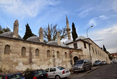 Atik Valide Külliyesi in Üsküdar, Istanbul, Turkey