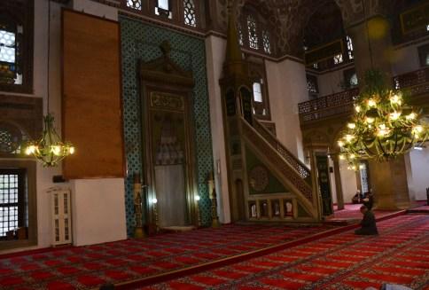 Yeni Valide Camii in Üsküdar, Istanbul, Turkey