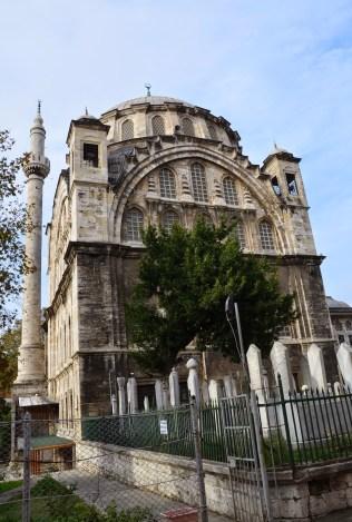 Ayazma Camii in Üsküdar, Istanbul, Turkey
