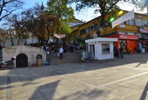 Paşabahçe Meydanı in Paşabahçe, Istanbul, Turkey