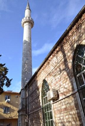 Şeyh Mustafa Devati Camii in Üsküdar, Istanbul, Turkey
