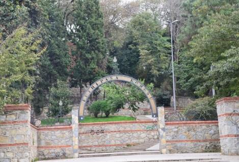 Fethi Paşa Korusu in Paşalimanı, Ιstanbul, Turkey