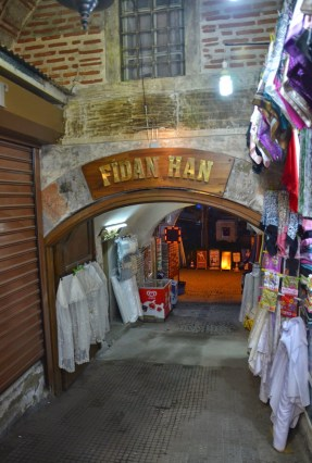Fidan Han in Bursa, Turkey