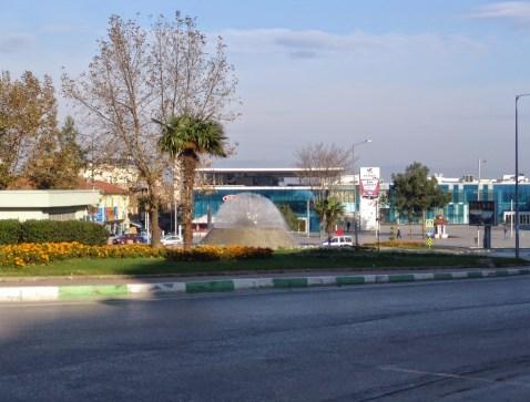 Kent Meydanı in Bursa, Turkey