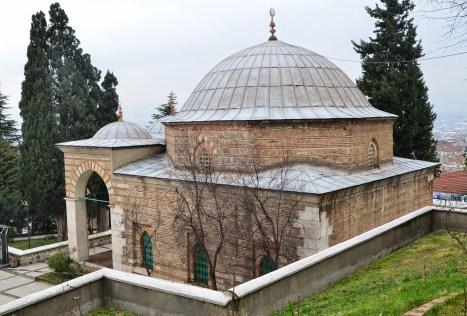 Yıldırım Beyazıt Türbesi in Bursa, Turkey