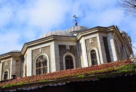 Panagia Elpida Greek Orthodox Church in Kumkapı, Fatih, Istanbul, Turkey