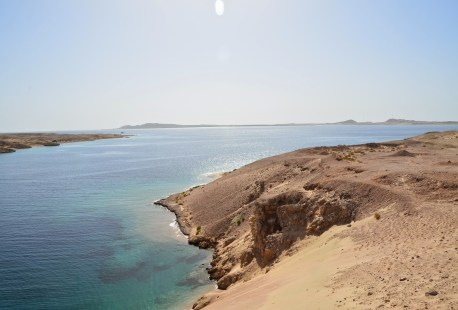 Ras Mohammad National Park in Sinai, Egypt
