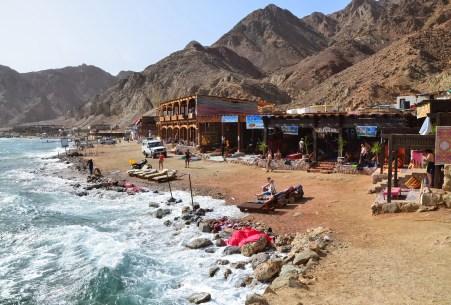 Abu Galom in Sinai, Egypt