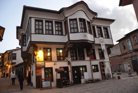 Odunpazarı in Eskişehir, Turkey