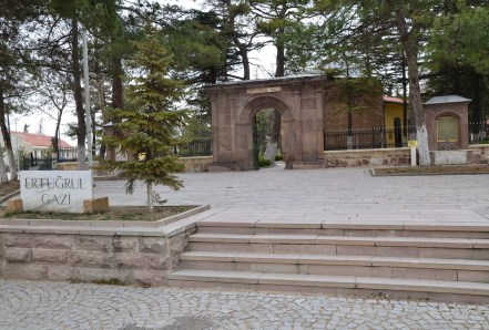 Ertuğrul Gazi Türbesi in Söğüt, Turkey
