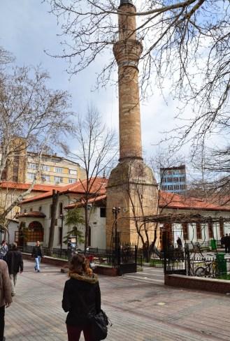 Ali Paşa Camii in Kütahya, Turkey