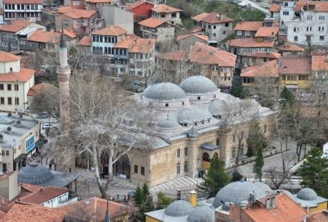 Ulu Camii in Kütahya, Turkey