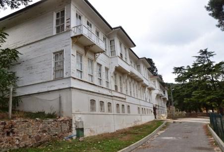 St. Nicholas Monastery on Büyükada, Istanbul, Turkey