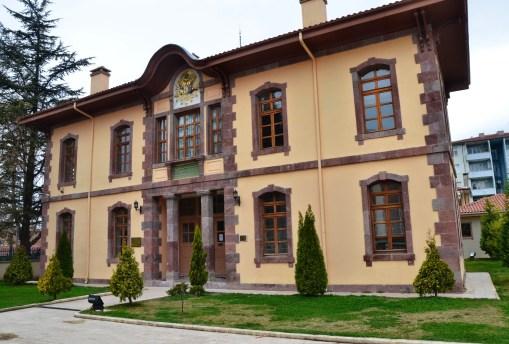 Ottoman school in Söğüt, Turkey