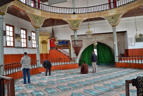 Dönenler Camii in Kütahya, Turkey