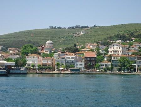 Burgazada, Adalar, Istanbul, Turkey