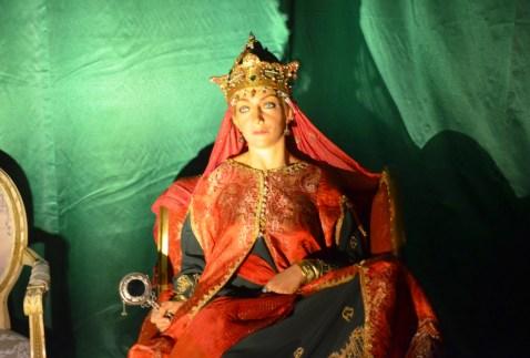 Hürrem Sultan at Jale Kuşhan Balmumu Heykel Müzesi at İstanbul Sapphire in Turkey