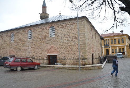 Ulu Cami in Osmaneli, Turkey