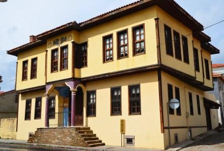 Latife Hanım Evi in Uşak, Turkey