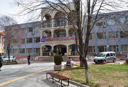 Kütahya Belediyesi in Kütahya, Turkey