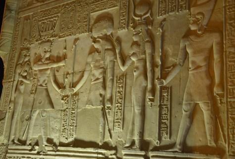 Temple of Kom Ombo, Egypt