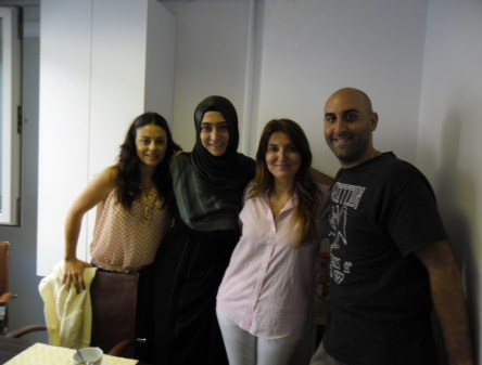 An English class in September 2011 in Istanbul, Turkey