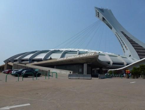 Stade Olympique in Montréal, Québec, Canada