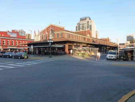 ByWard Market in Ottawa, Ontario, Canada