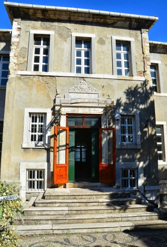 Ioakimion School for Girls in Fener, Istanbul, Turkey