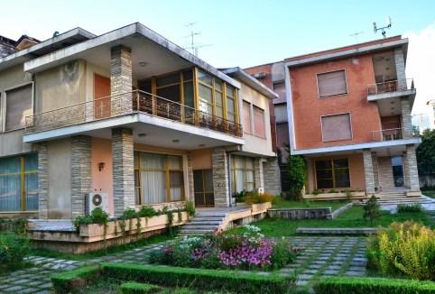 Enver Hoxha's home in Tiranë, Albania