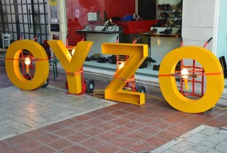 Ouzo, anyone? in Thessaloniki, Greece