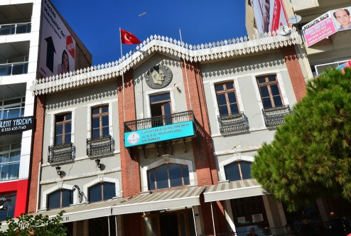 Club Petrocochino in Karşıyaka, Izmir, Turkey