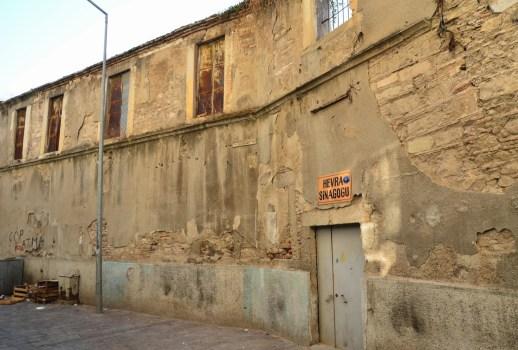 Synagogues In Kemeralti Izmir Turkey Nomadic Niko