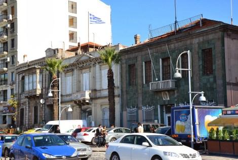Greek Consulate in Izmir, Turkey