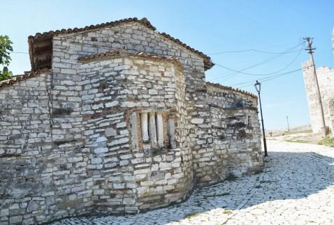 Church of St. Theodore in Berat, Albania
