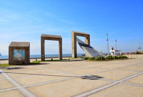 İnsan Hakları Parkı in Karşıyaka, Izmir, Turkey