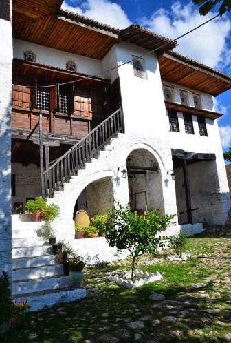Ethnographic Museum in Krujë, Albania
