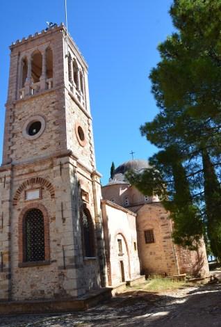 Nea Moni in Chios, Greece