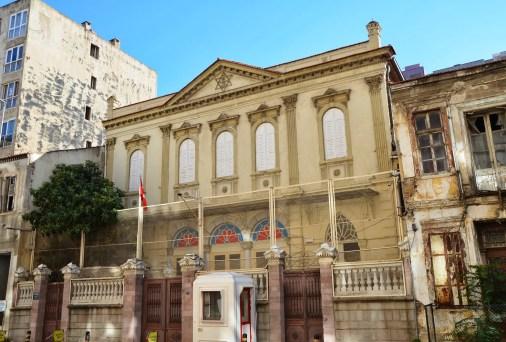 Bet İsrael Sinagogu in Izmir, Turkey