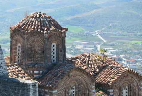 Holy Trinity Church in Berat, Albania