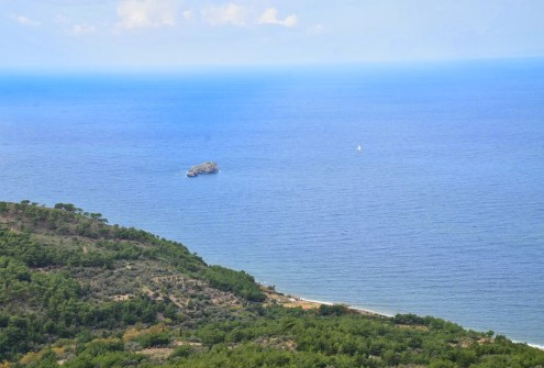 View from Amades, Chios, Greece