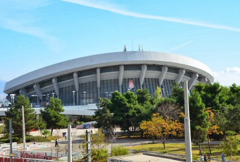 Peace and Friendship Stadium in Piraeus, Greece