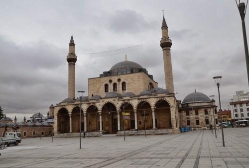 Selimiye Camii in Konya, Turkey