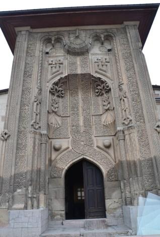 İnce Minareli Medrese in Konya, Turkey