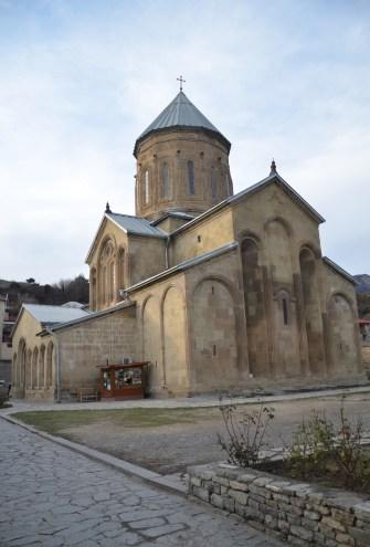 Samtavro Church in Mtskheta, Georgia