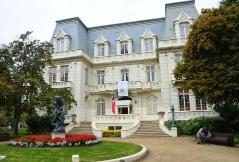 Palacio Carrasco in Viña del Mar, Chile