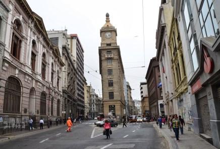 Reloj Turri in Valparaíso, Chile