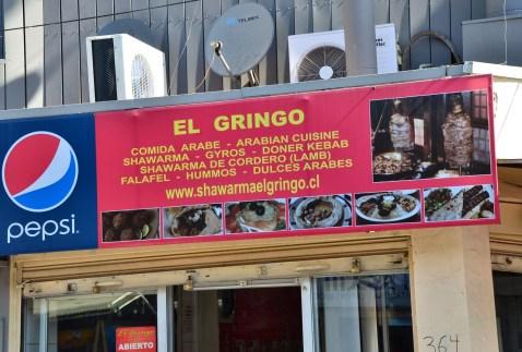 Yes! in Barrio Patronato, Recoleta, Santiago de Chile