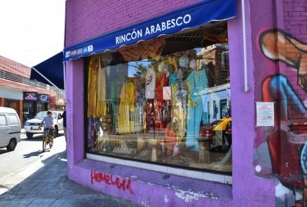 Barrio Patronato, Recoleta, Santiago de Chile