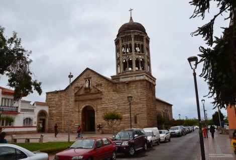Iglesia de Santo Domingo in La Serena, Chile